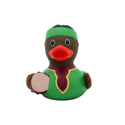 african rubber duck