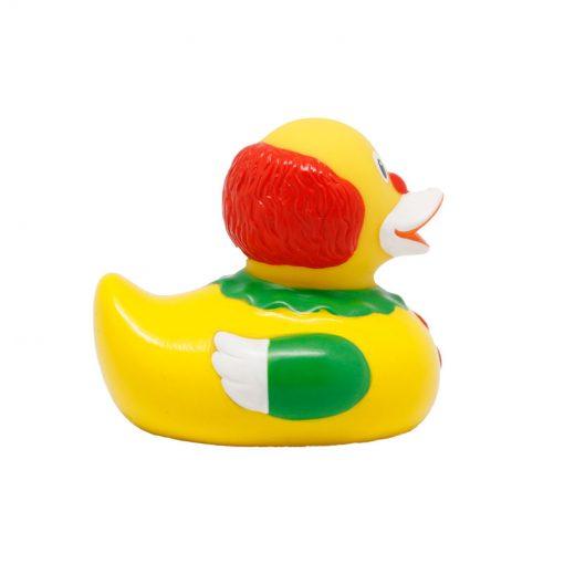 clown rubber duck