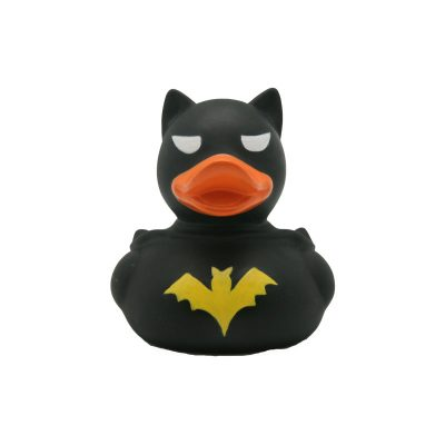dark rubber duck front