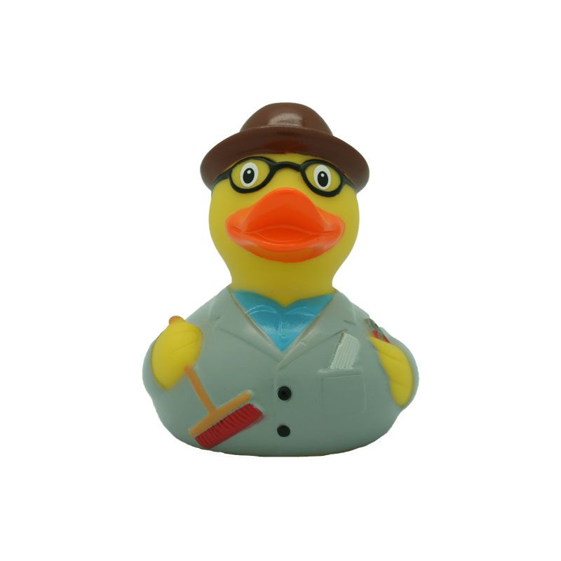 caretaker rubber duck