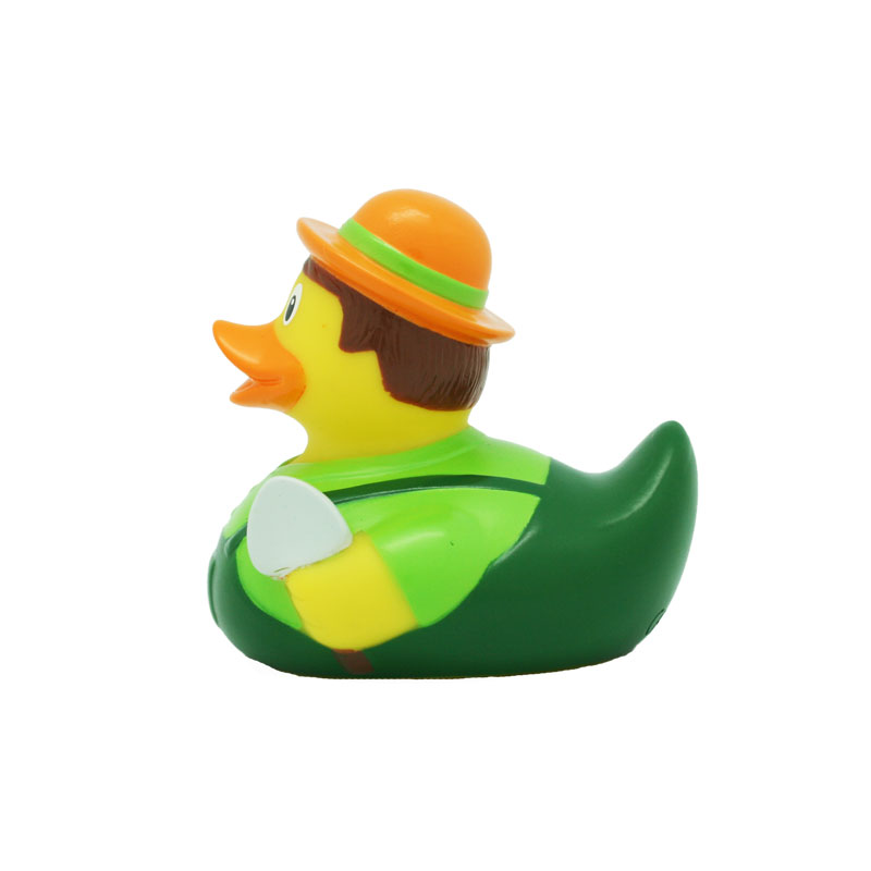 gardener rubber duck