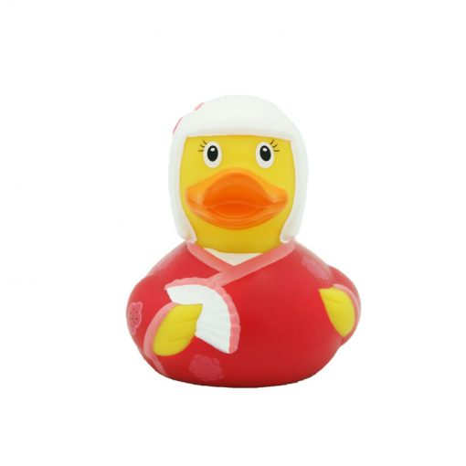 japanese rubber duck