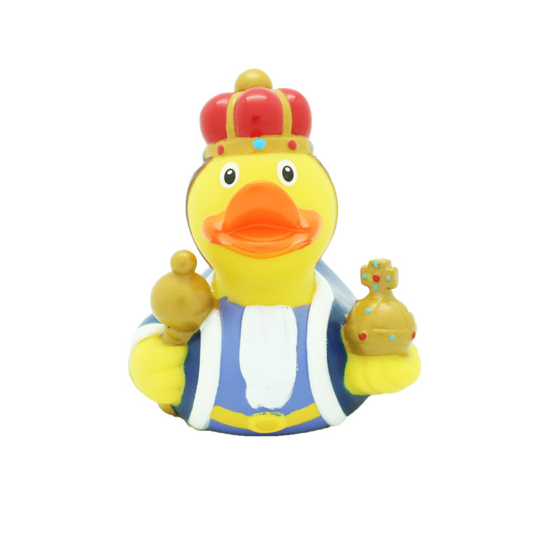 king rubber duck