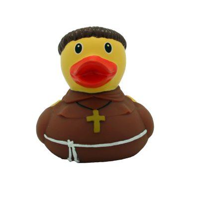monk rubber duck