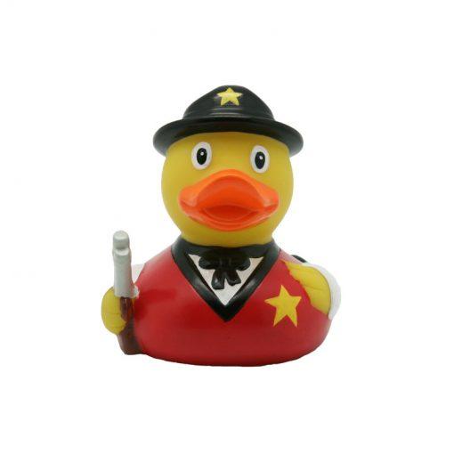 sheriff rubber duck