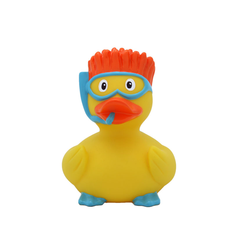 snorkeler rubber duck Amsterdam Duck Store