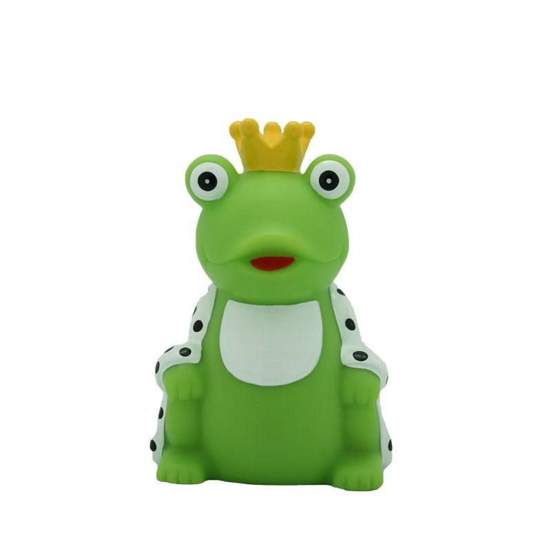 frog rubber duck