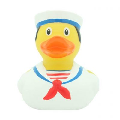 sailor rubber duck