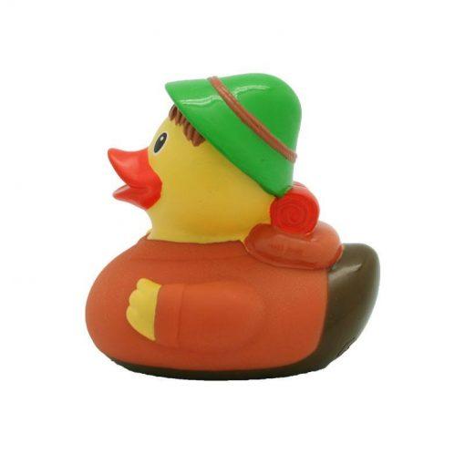 hiker rubber duck