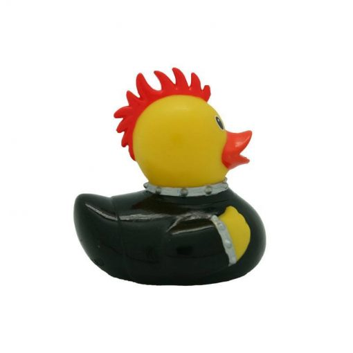 punky rubber duck