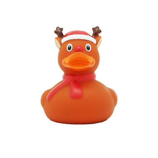 Reindeer Christmas rubber duck
