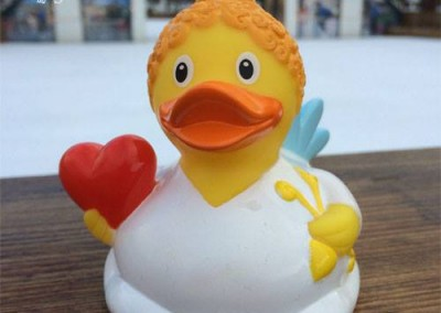 Amore Rubber Duck Museumplein
