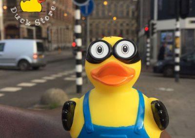 Taking traffic to a next level @ Raadhuisstraat, Amsterdam