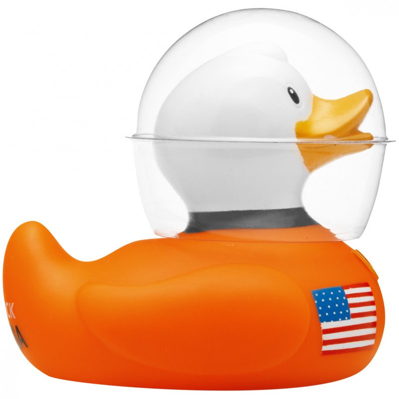 Space USA Rubber Duck Amsterdam Duck Store