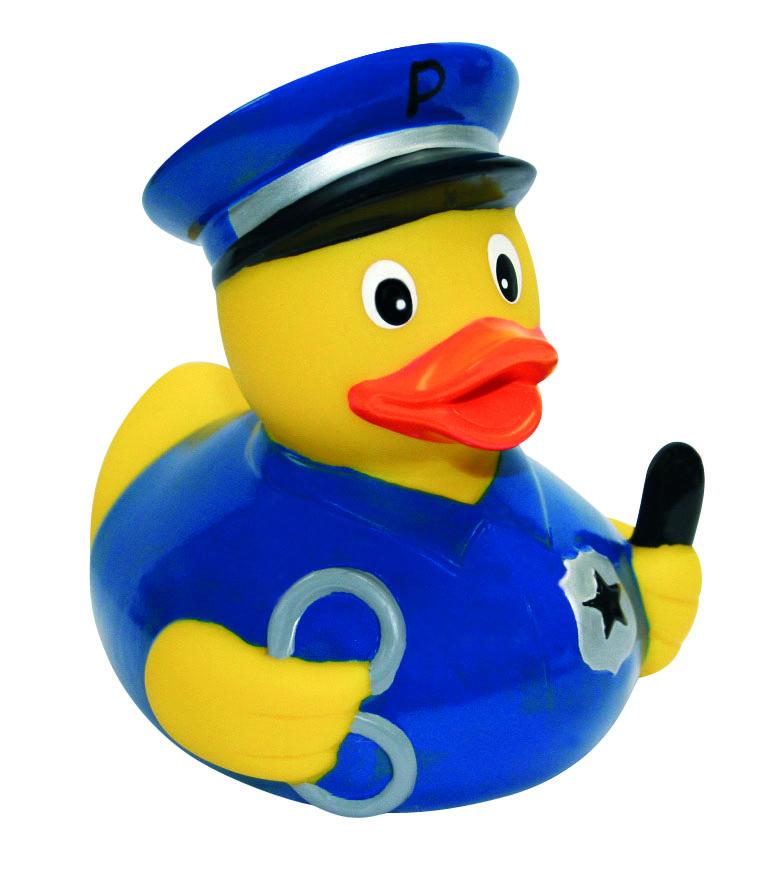 Police Rubber Duck | Buy premium rubber ducks online - world wide ...