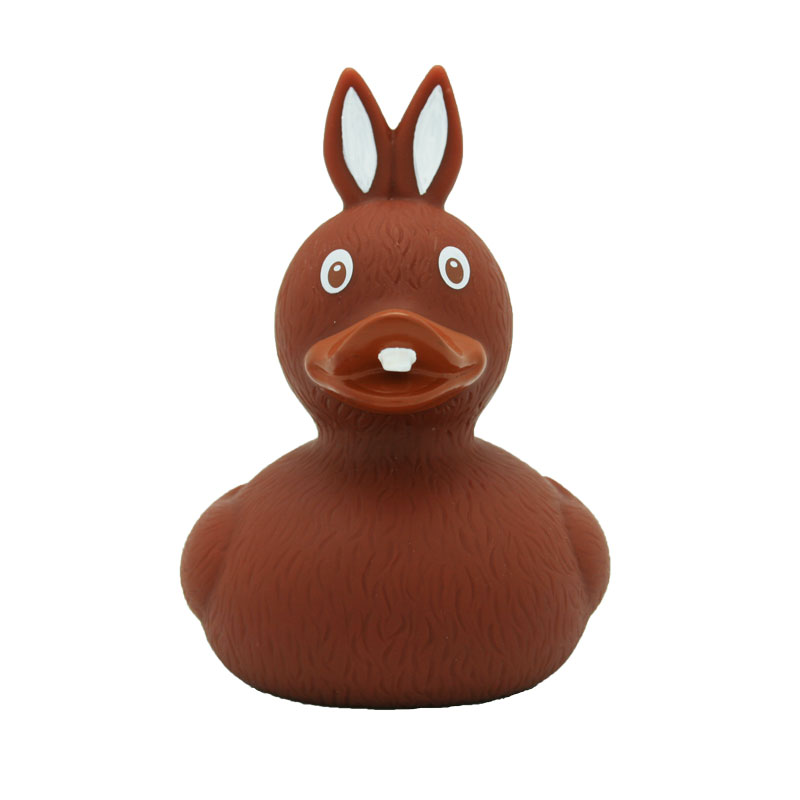 easter chocolate rubber duck