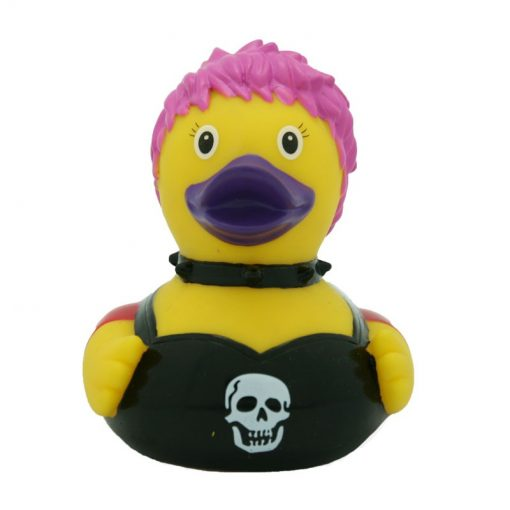 punky woman rubber duck Amsterdam Duck Store