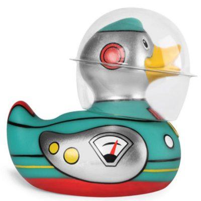 Robot Rubber Duck Amsterdam Duck Store