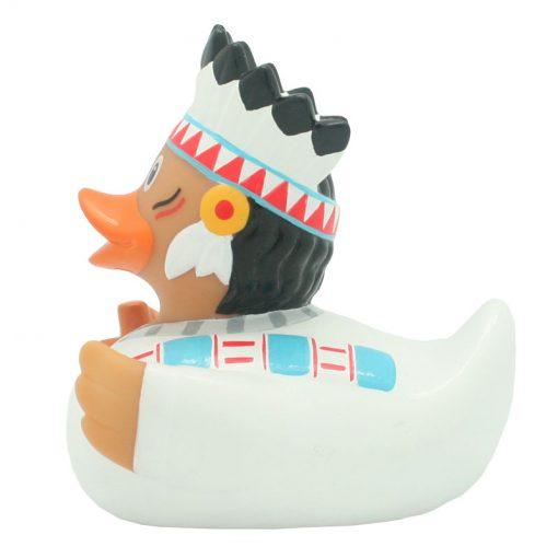 Indian man rubber duck Amsterdam Duck Store