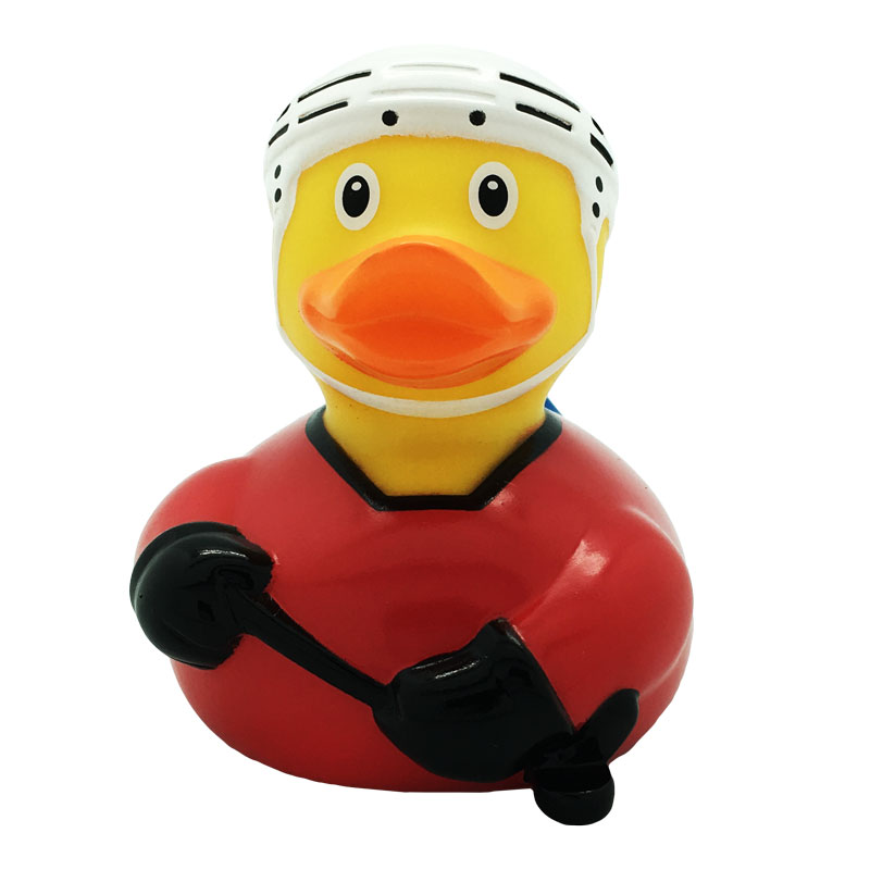 Ice Hockey Rubber Duck Amsterdam Duck Store