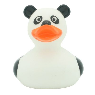 Panda Rubber Duck Amsterdam Duck Store
