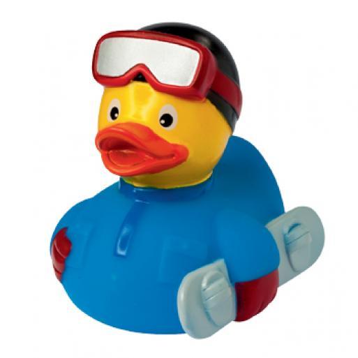 Snowboard rubber duck Amsterdam Duck Store