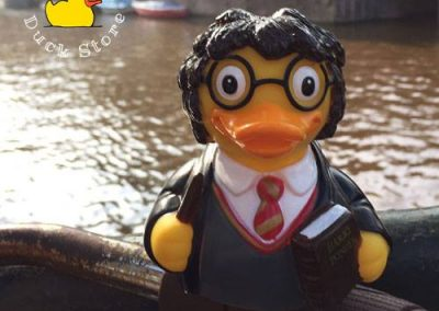 Harry Potter rubber duck Herengracht Amsterdam Duck Store