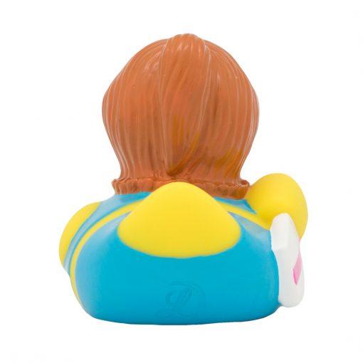 Surfer Girl Rubber Duck