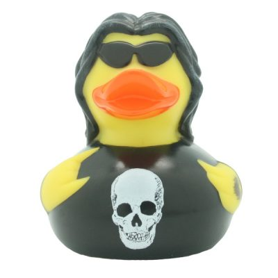 Heavy Metal Rubber Duck