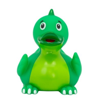 Dino Rubber Duck