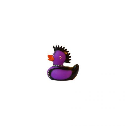 Mini punk rocker rubber duck Amsterdam Duck Store