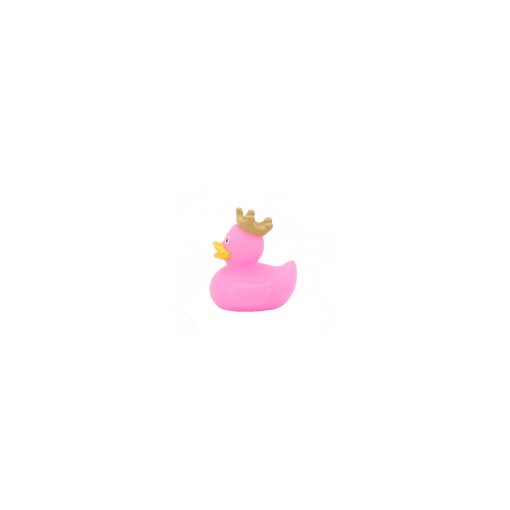 Pink mini rubber duck crown Amsterdam Duck Store