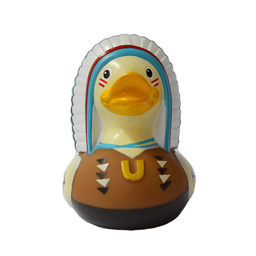 Chief Rubber Duck